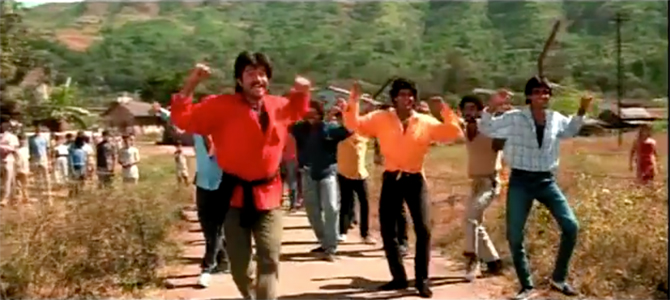 Bollywood S Catchiest Dance Steps Vote Rediff Com Movies