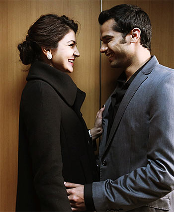 Anushka Sharma and Neil Bhoopalam in NH10