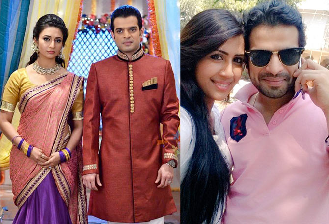 Top 5 indian tv couples who are dating