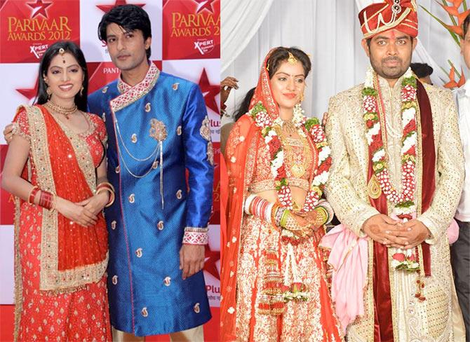 Karan Patel, Ronit Roy, Deepika Singh: TV stars' REEL and ...  Karan Patel, Ro...