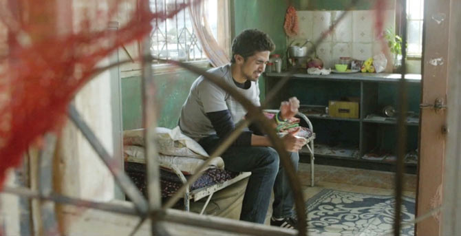 Saqib Saleem in Bombay Talkies