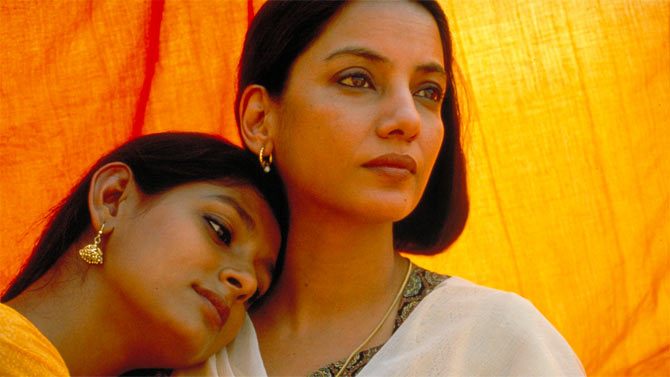 Shabana Azmi in Fire