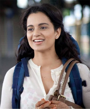 Kangana Ranaut in Queen