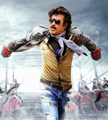 Rajinkanth in Lingaa