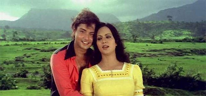 Sachin and Ranjeeta