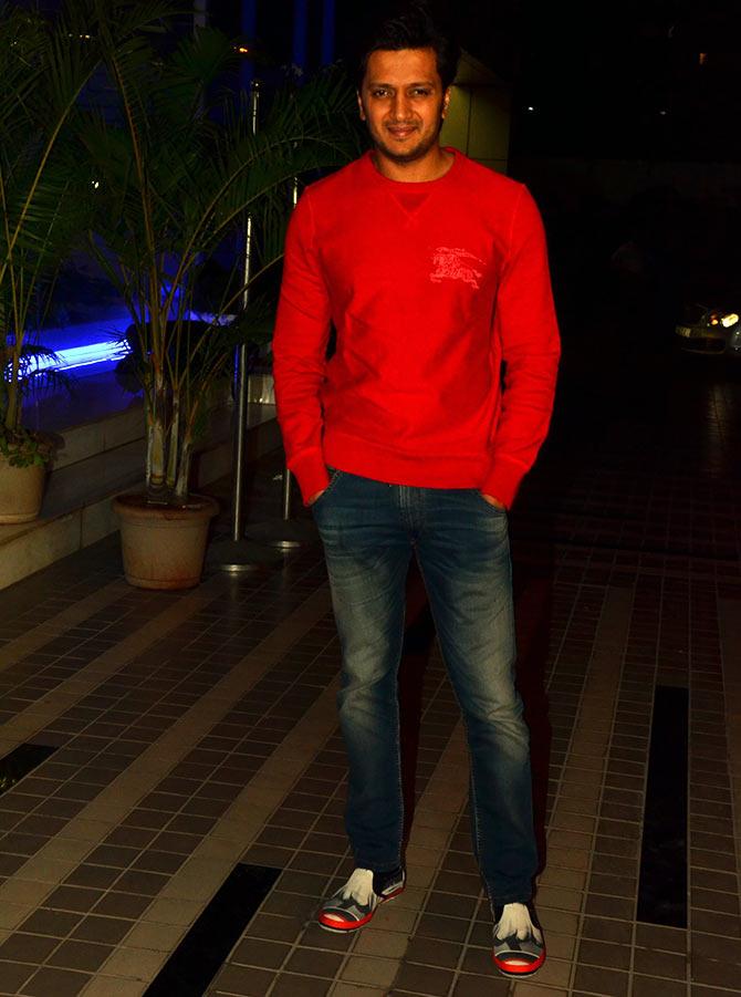 PIX: Tamannaah, Akshay party with Sajid Khan - Rediff com movies