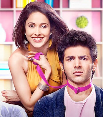 A still from Pyaar Ka Punchnama 2