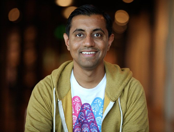 Sanjay Patel, who has worked on some of Pixar's biggest hits