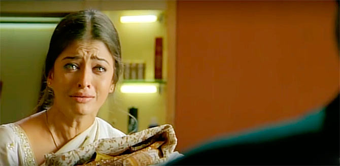 9 times when Aishwarya rolled her eyes at us! - Rediff com