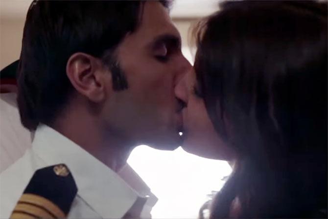 Ranveer Singh Anushka Sharma