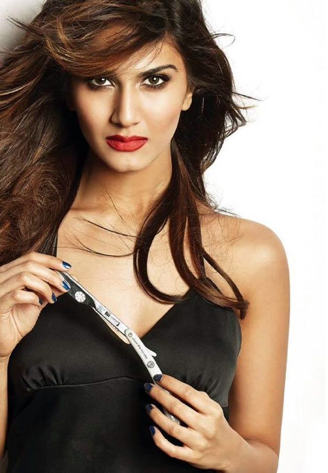 10 things we don't know about Vaani Kapoor - Rediff com movies