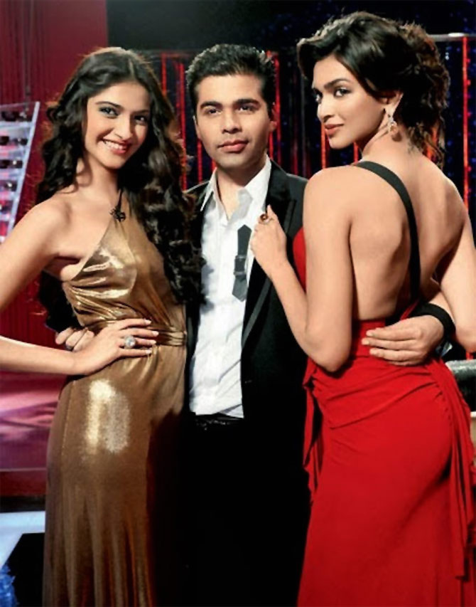 Top 10 episodes of Koffee With Karan! - Rediff com movies