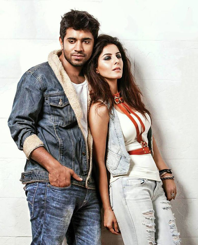 Celebrating Malayalam actress Isha Talwar! - Rediff com movies