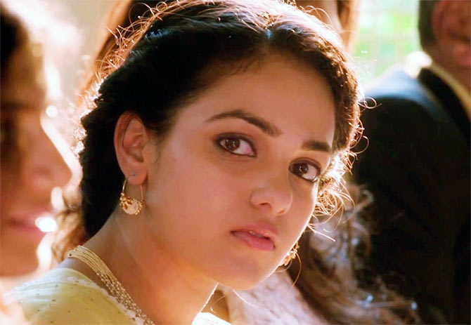 The TOP 5 Tamil Actresses