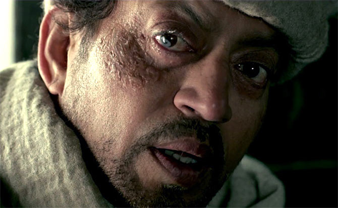 Irrfan in Haider. It was Maqbool, another Shakespearan adaptation, that focussed the spotlight on Irrfan's prodigious talent.