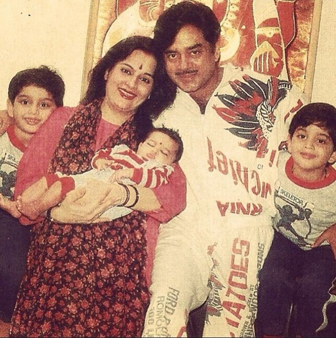 The Sinha family, then.