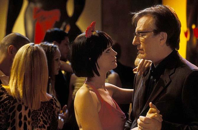 Alan Rickman A Husband Cheating On His Wife
