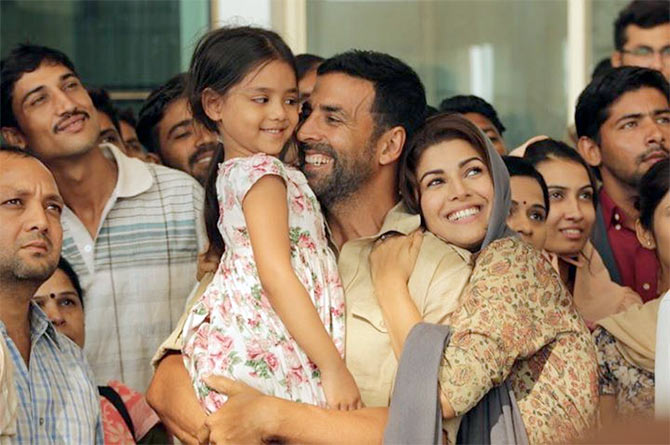 Why every family should take their children for Airlift - Rediff com