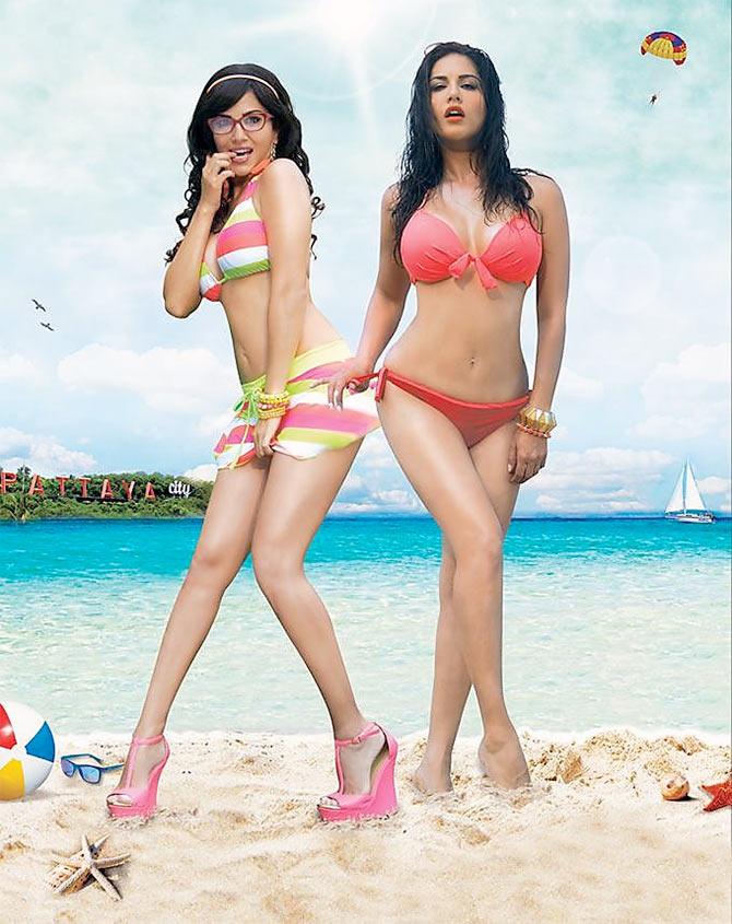 Sunny Leone: I'm okay with being typecast - Rediff com movies