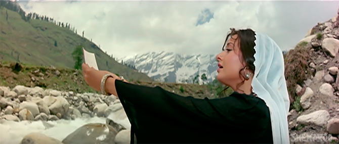 Lessons From Bollywood How To Write A Love Letter Rediff Com Movies