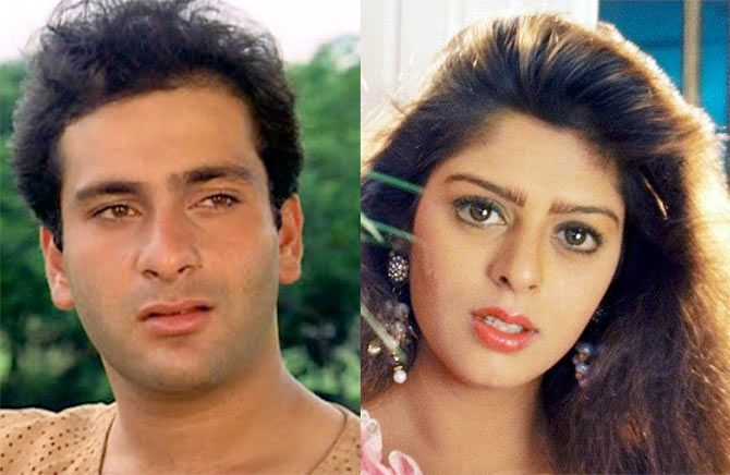 Rajiv and Nagma