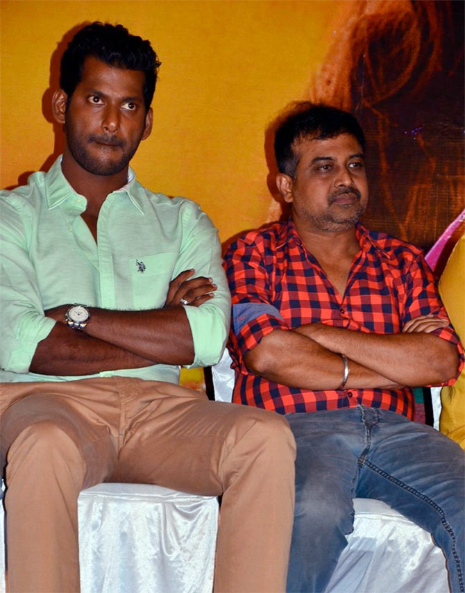 Vishal and Lingusamy