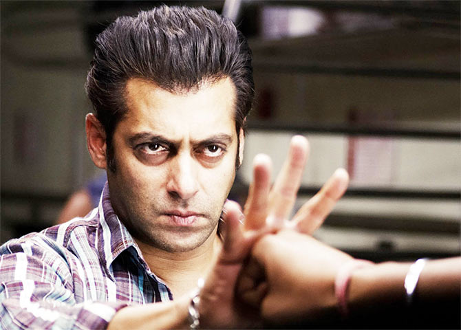 Salman Khans Biggest Eid Hits Rediffcom Movies