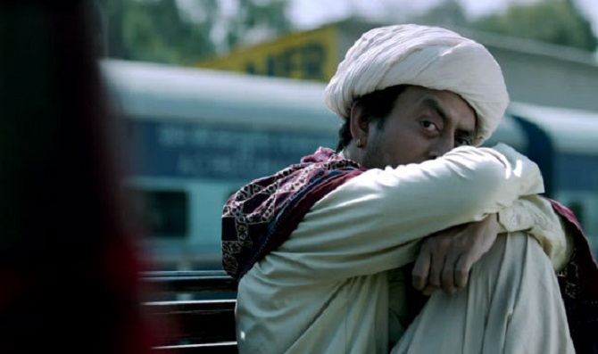 Irrfan Khan in Madaari