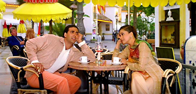Lessons from Bollywood's tea parties! - Rediff.com movies