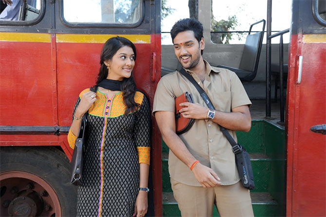 Pooja Jhaveri and Sumanth Ashwin
