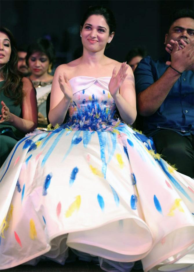PIX: Amy Jackson, Tamannaah Bhatia at 63rd South Filmfare