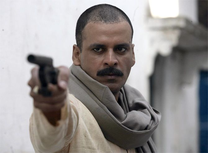 A scene from Anurag Kashyap's Gangs of Wasseypur.