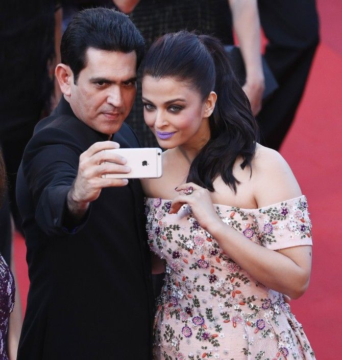 Omung Kumar and Aishwarya