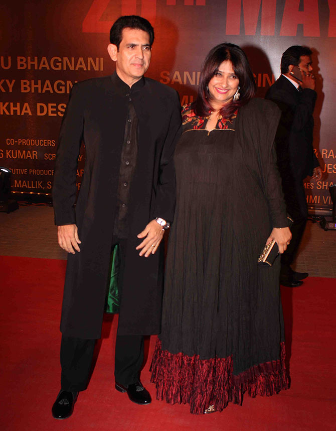 Omung Kumar and Vanita