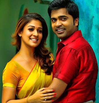 Review: Idhu Namma Aalu is a fun, romantic entertainer - Rediff.com movies
