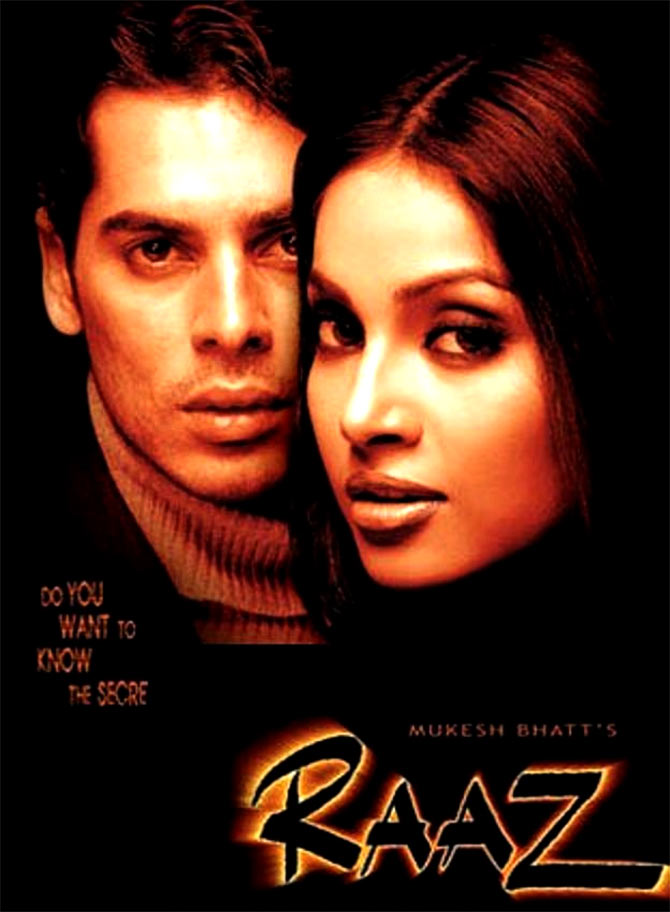 Which is the scariest Raaz film? VOTE! - Rediff.com movies
