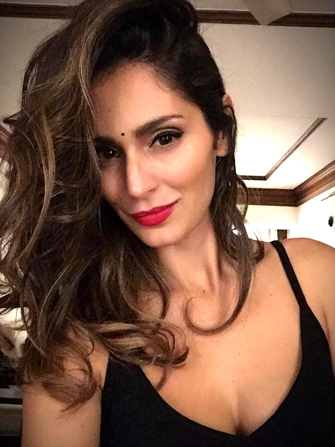 PIX Grand Masti Actress Bruna Abdullah Goes Bold