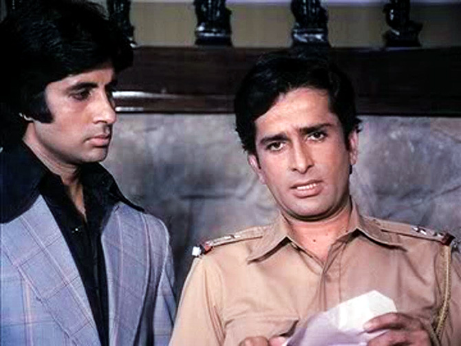What Amitabh learnt from Shashi Kapoor