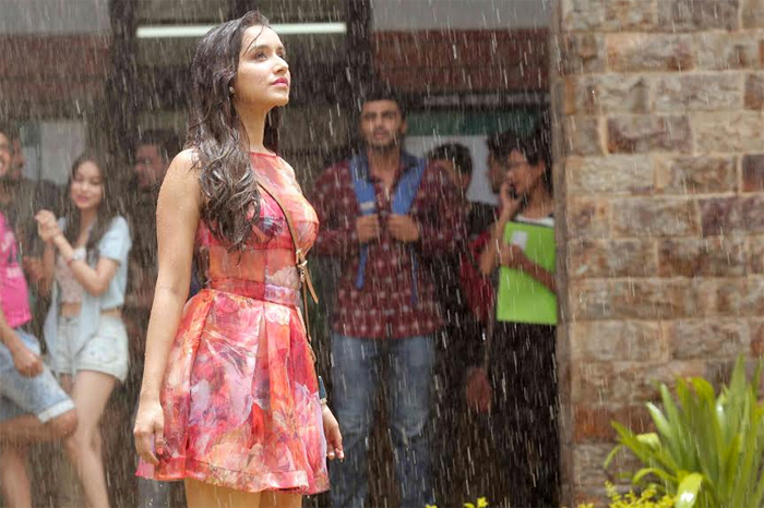 Baarish, Half Girlfriend