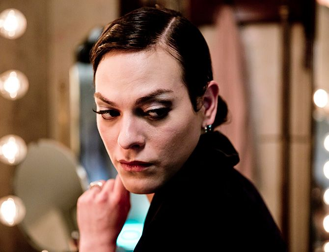 A scene from A Fantastic Woman