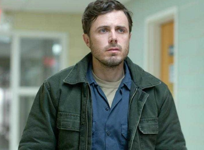 Casey Aflleck Manchester by the Sea