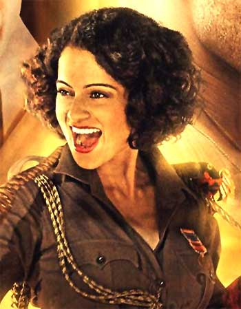 Current Bollywood News & Movies - Indian Movie Reviews, Hindi Music & Gossip - Rangoon: Bloody Hell! What a trailer
