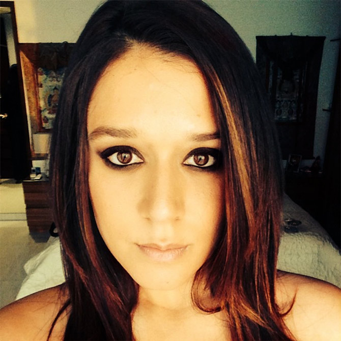 Meet Jackie Shroff's daughter, Krishna
