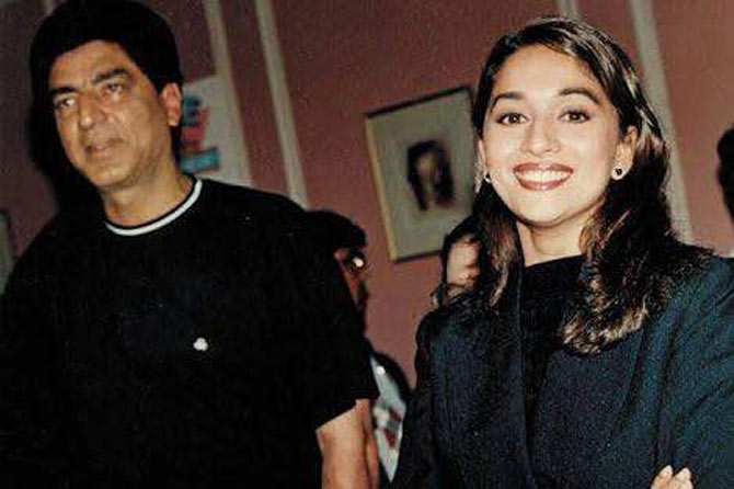 The man who made Madhuri Dixit a star - Rediff com movies