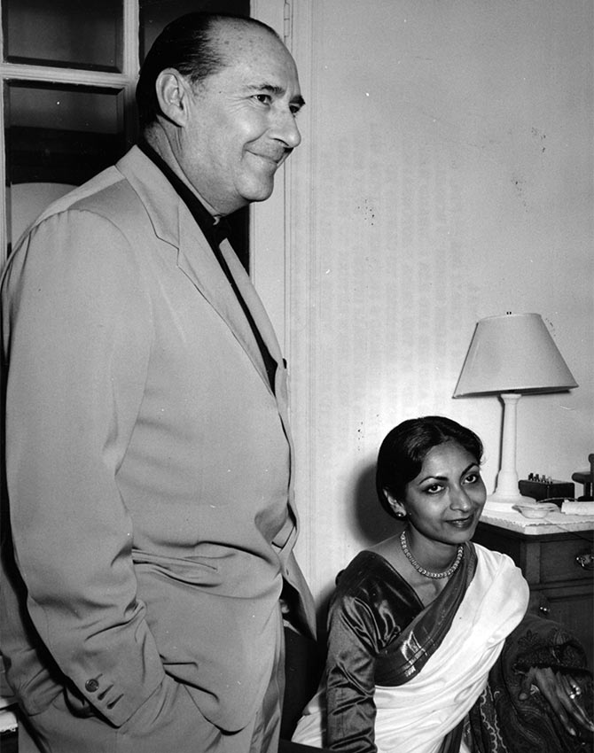 Rosellini and Sonali Das Gupta