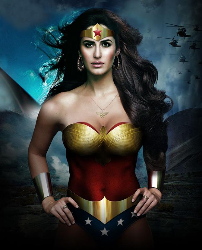 Kat, Pc, Anushka Vote For Your Fave Desi Wonder Woman -7217