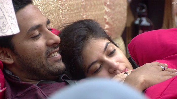Bigg Boss 11: How Puneesh smashed Hina's plans
