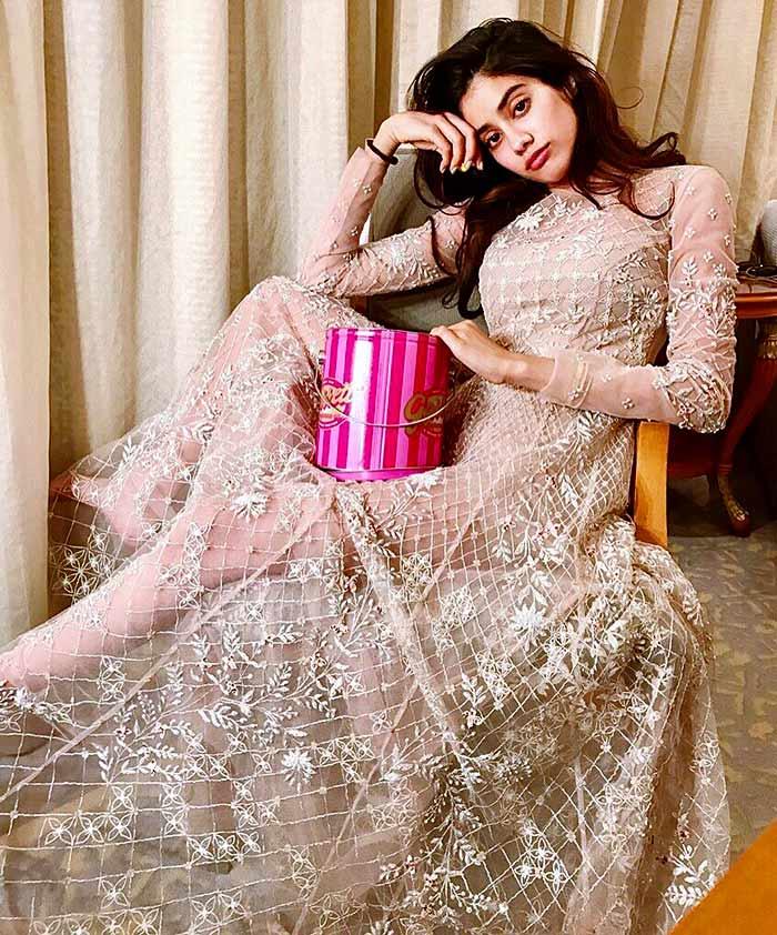 Meet Sridevi's stunning daughter, Janhvi Kapoor