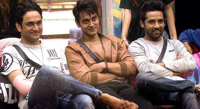 Bigg Boss 11: Vikas gets back at Hina Khan