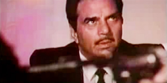 Dawood to Daddy: Bollywood's dons - Rediff com movies